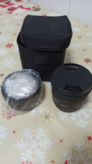 Sigma 50 mm para Canon