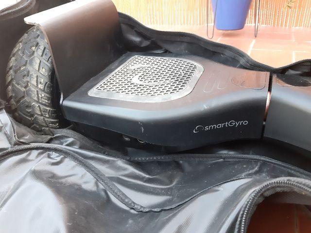 Hoverboard eléctrico todoterreno