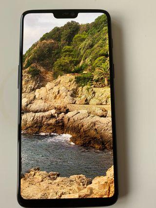 Oneplus 6 en perfecto estado smartphone