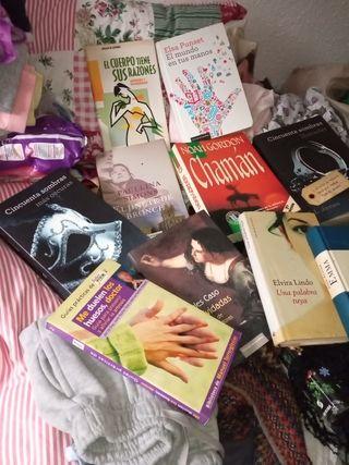 lote novelas 11 libros