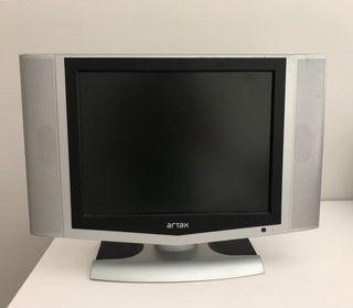 Monitor con entrada de TV y altavoces