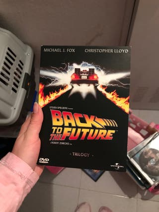 Saga de la película Vuelta al futuro