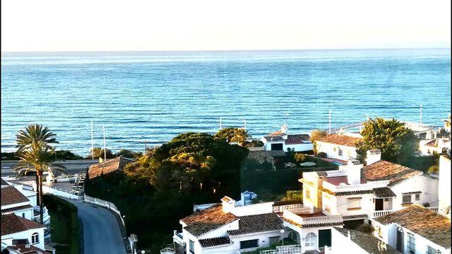 Estudio a estrenar, Vista exclusiva (La Cala de Mijas, Málaga)