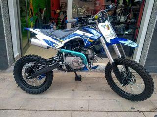 pit bike 125 CC,nuevas