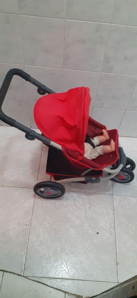 carro para niña