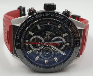 Reloj Tag Heuer Carrera calibre 01 45mm