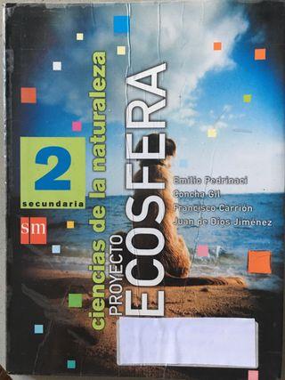 Libro Ciencia de la Naturaleza 2 ESO