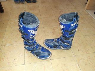 Botas de moto de montaña n43