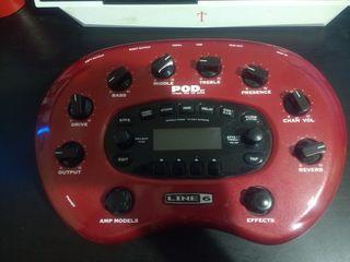 Line 6, accesorio, para guitarra y amplificador