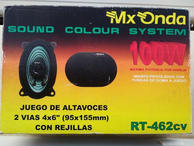 Altavoces Nuevos 100W