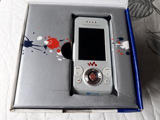 Movil Sony Ericsson W580 - WALKMAM