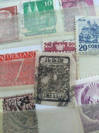 sellos internacionales ( diferentes modelos)