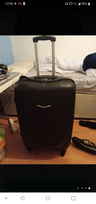 suitcase travel bag