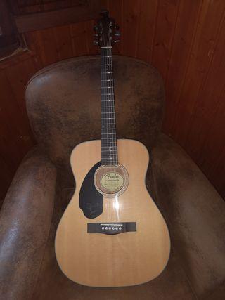 Guitarra acústica para zurdos