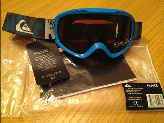 Máscara/gafas/ulleres esquí QUIKSILVER infantil