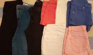 pantalones niña / chica.