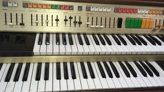 Organo Antiguo eléctrico