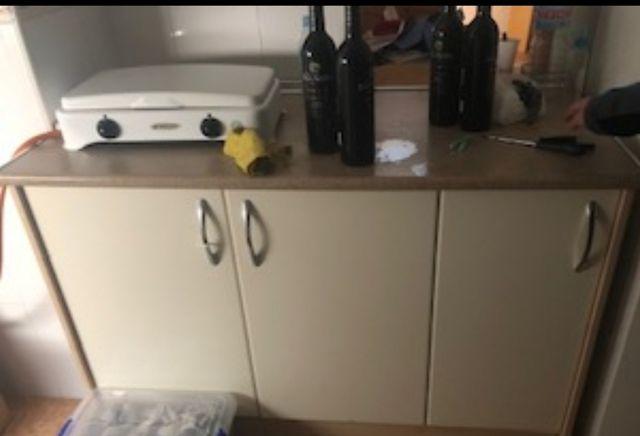 Vendo mueble de cocina de segunda mano por 200 € en Los ...
