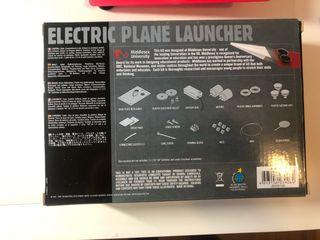 ELECTRIC PLANE LAUNCHER