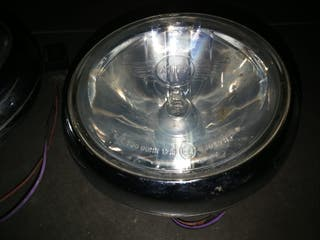 Faros largo alcance rally Mini Cooper