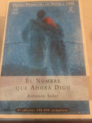 Dos libros x 5€