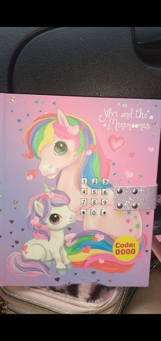 diario de código secreto unicornio liquidación 50%