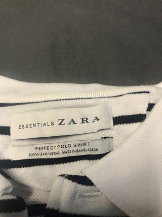 Polo Zara men NUEVO