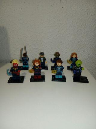Lego compatible Capitana Marvel