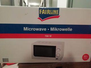 Microondas totalmente nuevo