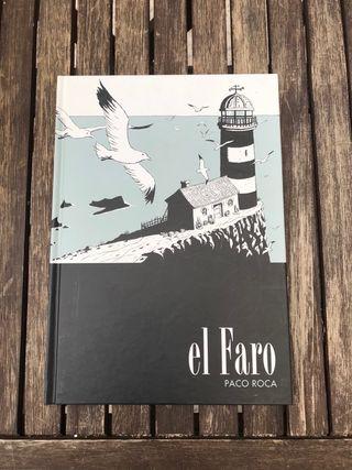 El Faro Paco Roca cómic Película Robert Pattinson