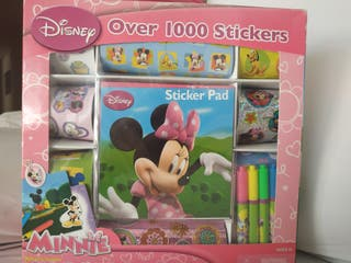 Stickers Minnie