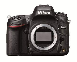 FULL FRAME NIKON D600