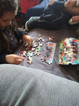 Puzzle madera niños personalizado