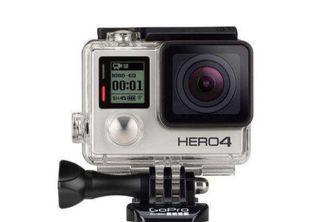 GoPro Hero 4Silver adventure