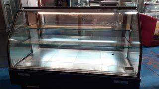 Vitrina pastelería 1,50 metros