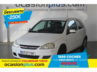 Opel Corsa 1.3 CDTI Silverline Base 51 kW (70 CV)