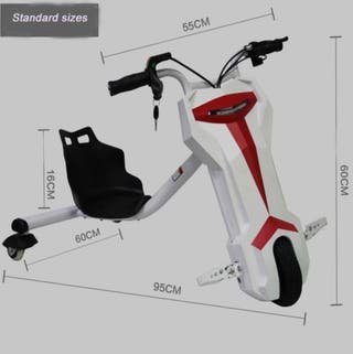 drift scooter, 350W/36v, NUEVOS