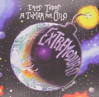 Extremoduro - Iros todos a tomar por culo - 2LP+CD