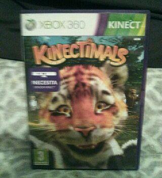 juego xbox360 kinectimals