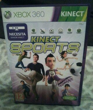 juego xbox360 kinect Sports