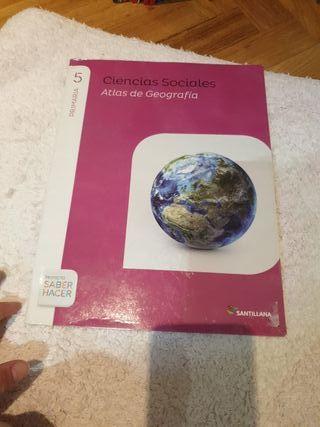 atlas de geografia