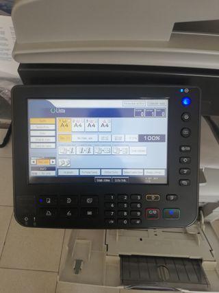 fotocopiadora, impresora, escaner Ricoh Sp 5210SF