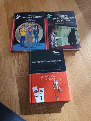 Libros infantiles juveniles