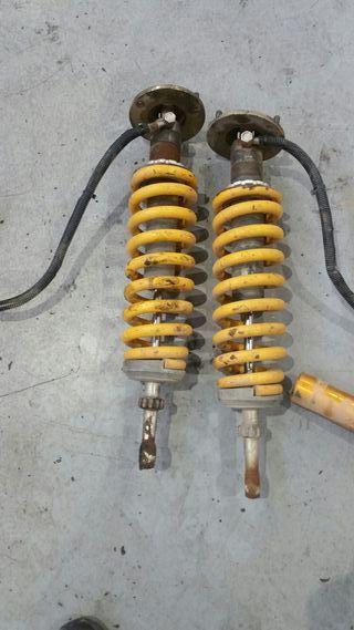 Amortiguadores ohlins