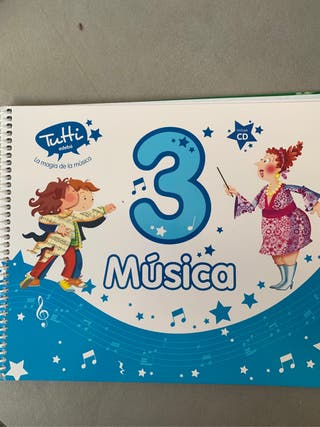 Música Tutti Edebé Primaria 3