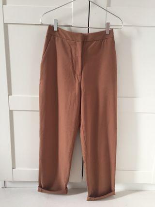 Pantalones pinza H&M