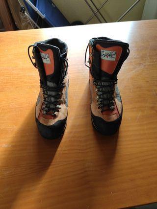 botas alta montanya