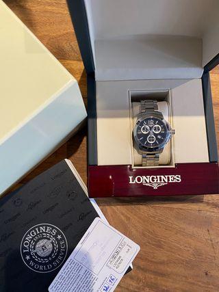 Reloj Longines Conquest crono