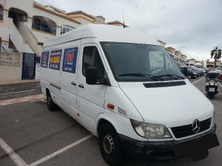 Mercedes-Benz Sprinter 2005 cdi pocos kms