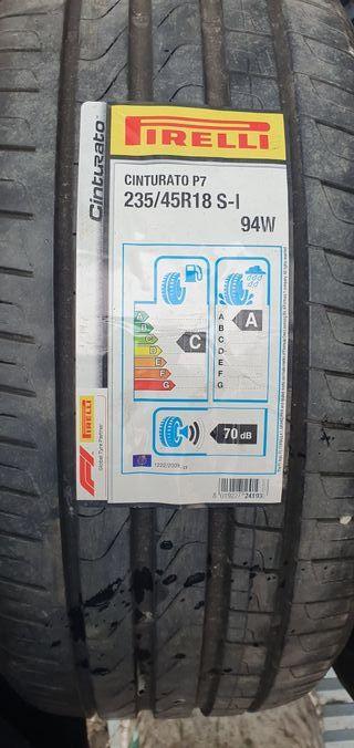 ruedas gomas 235 45 r18